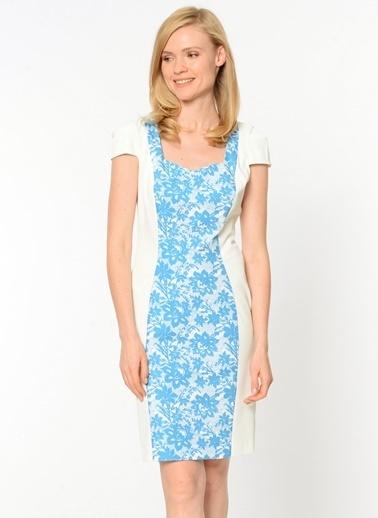 4G Elbise Mavi